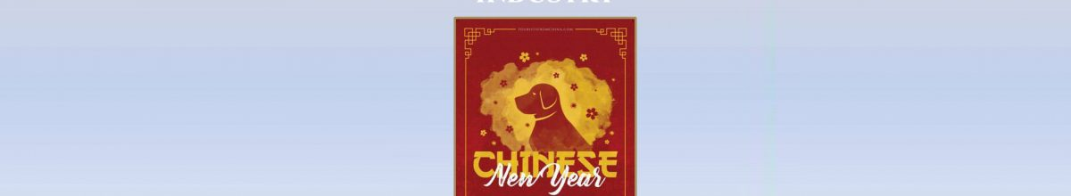 #7 The CHINESE NEW YEAR  2018- Relevance for the EUROPEAN TOURISM and RETAIL INDUSTRY
